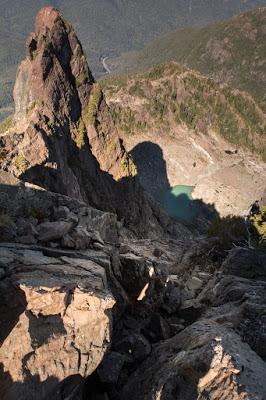 Mackenzie Peak, Alberni-Clayoquot Vancouver Island. Photograph by Matthew Lettington