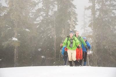 Hiking Mount Drabble, Strathcona Park