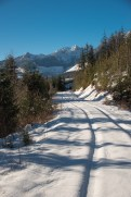 hiking, snowshoeing, mountaineering, Vancouver Island