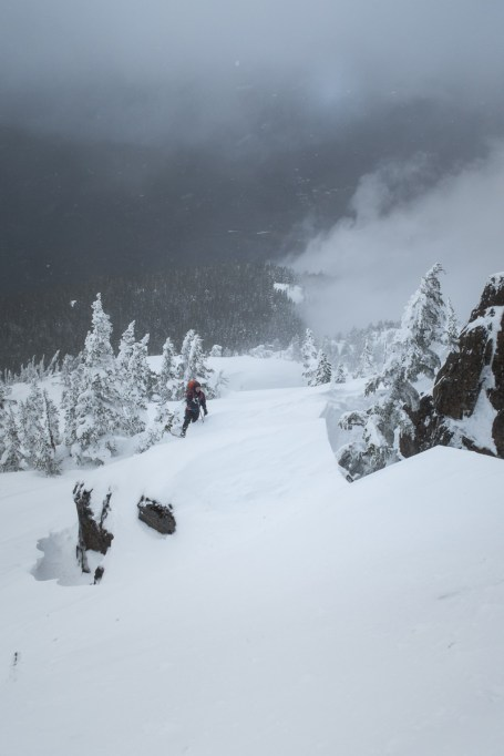 Hiking to Springer Peak on Vancouver Island