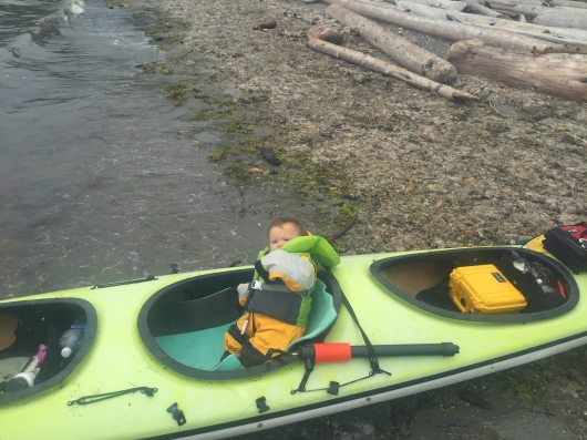 ready to paddle out!