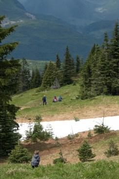 Green Mountain via Sno Bird Trail-4201