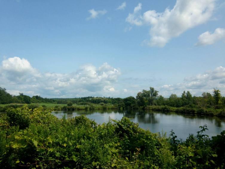 Holy Trinity Monastery - Jordanville, NY Pond