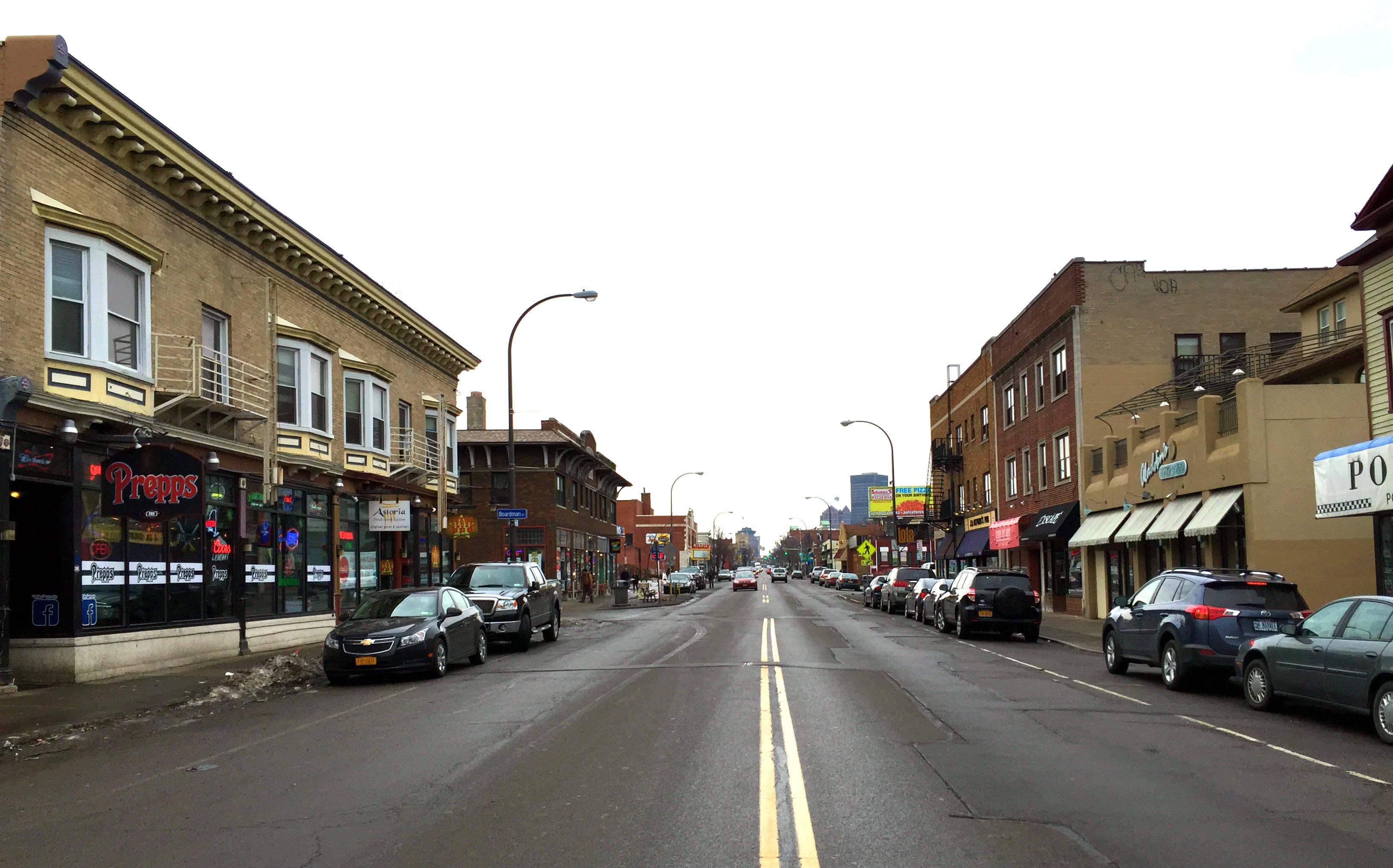 Park Avenue Rochester Ny
