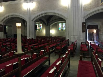 Chapel at West Point Military Academy