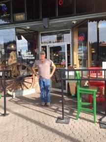Wagon Train Coffee Shop in Truckee, CA