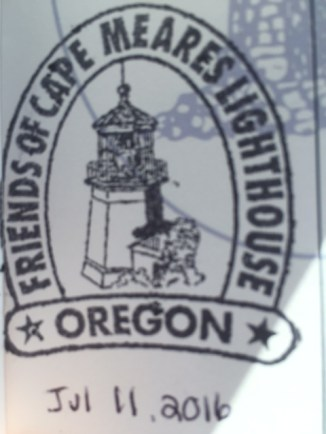 National Lighthouse Stamp