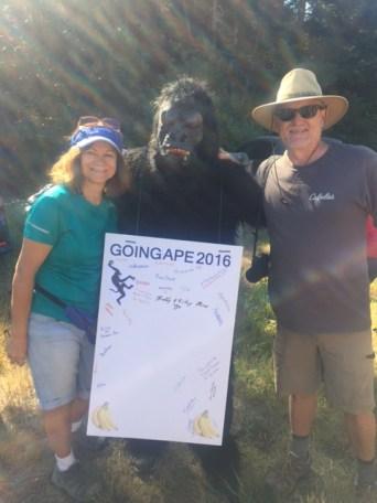 Mega Ape Event 2016