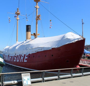 Lightship Swiftsure