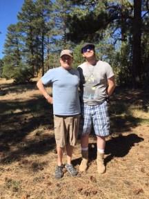 Kevin & Kris Geocaching