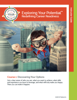 Image: EYP Instructor Guide Course 1 Cover