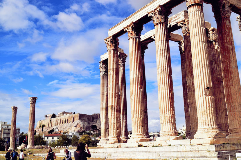 TRAVEL GUIDE: How to spend an amazing weekend in Athens!