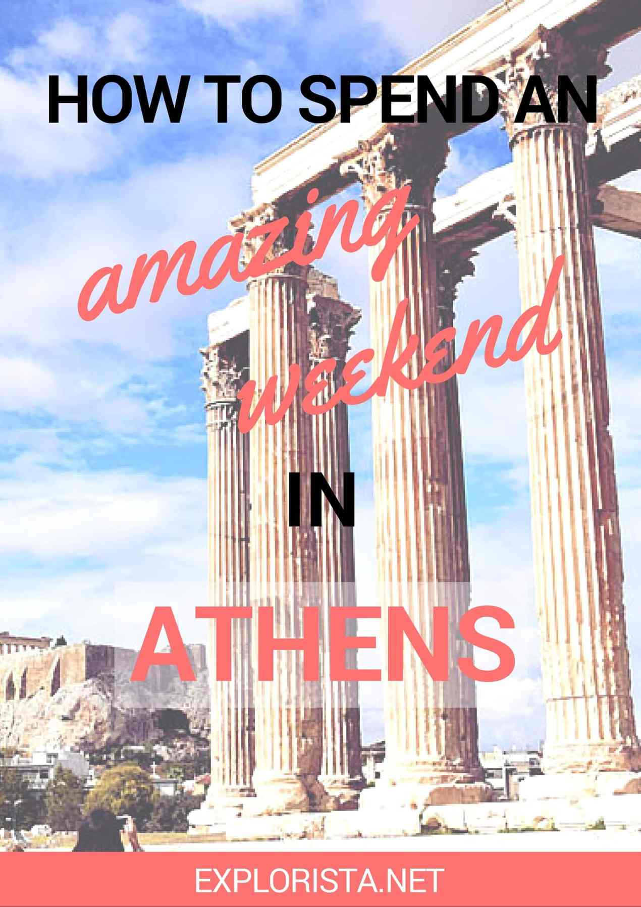 What to see & do in Athens