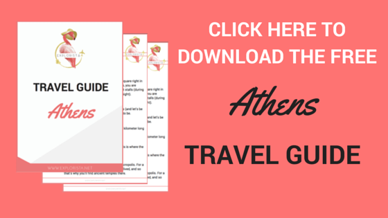DOWNLOAD A FREE ATHENS TRAVEL GUIDE