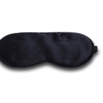 A silk sleeping mask is a savior if you can only sleep in dark rooms, like me.
