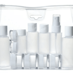 Easily bring travel sized samples of all your favorite products with you on your travels.