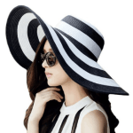 A hat will make every outfit look more glamorous in an instant. It also protects you from the sun (and you won't need to do your hair, win!)