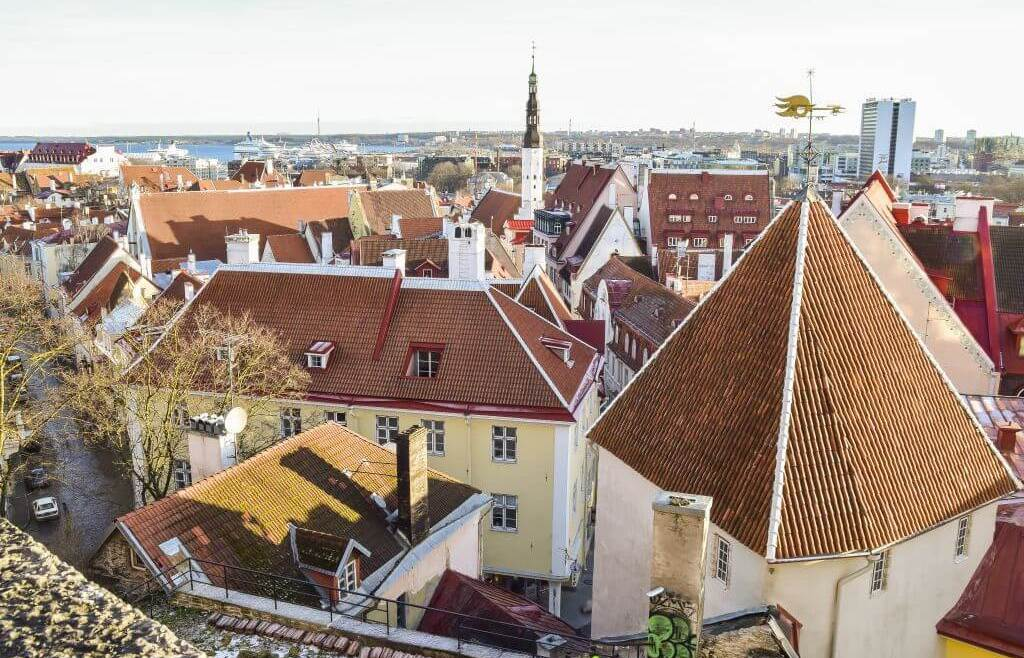 Top 9 things to do in Tallinn