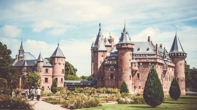 Castle de Haar: visiting the prettiest castle in the Netherlands