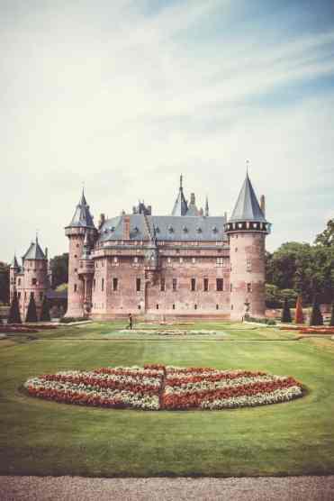 DeHaar16 - Kasteel de Haar bezoeken: onze zonnige middag in het grootste kasteel van Nederland