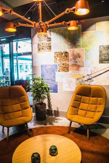 DowntownCamperScandic9 - Inchecken in Downtown Camper by Scandic, het hipste hotel van Stockholm