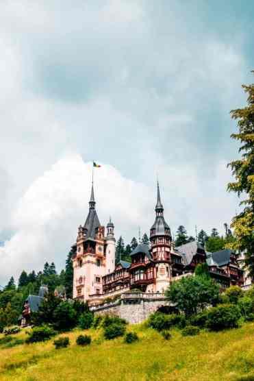 Peles Castle 2 - Het Kasteel van Peleş bezoeken: het mooiste kasteel in Roemenië
