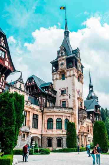 Peles Castle 5 - Het Kasteel van Peleş bezoeken: het mooiste kasteel in Roemenië