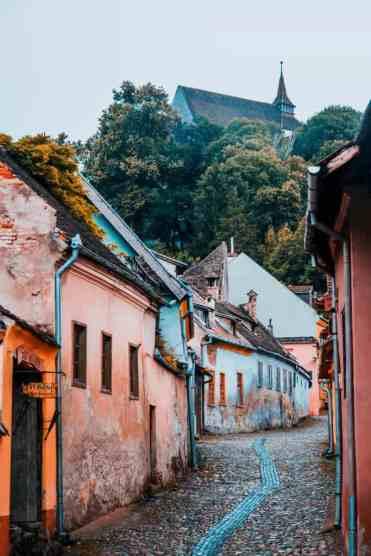 Sighisoara 20 - Dit zijn de 17 mooiste plekken in Roemenië die je niet mag missen!