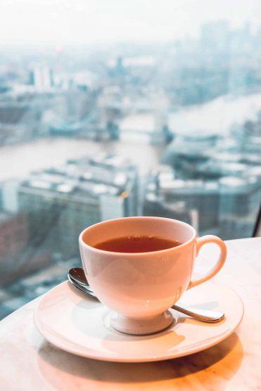 LondonAfternoonTeaTheShard8 scaled - Londen tips: 78 bezienswaardigheden en de leukste dingen om te doen
