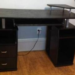 Staples Desks And Chairs Electric Recliner Chair Power Supply Computer Desk Great Condition 100 Explorite