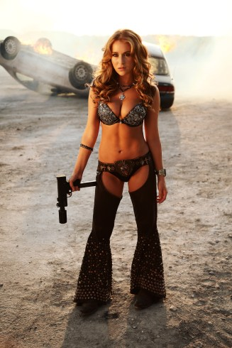 Alexa Vega Ready To Rock