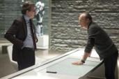 Gary Oldman & Michael Keaton, Probably Talking About Batman