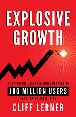 Explosive Growth Business Book For Entrepreneurs