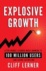 Tinder Case Study From Explosive Growth Book