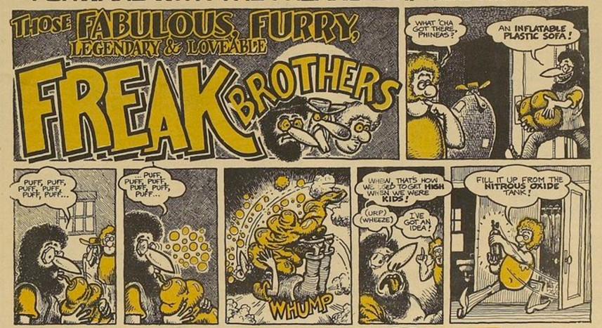 Freak brothers IT