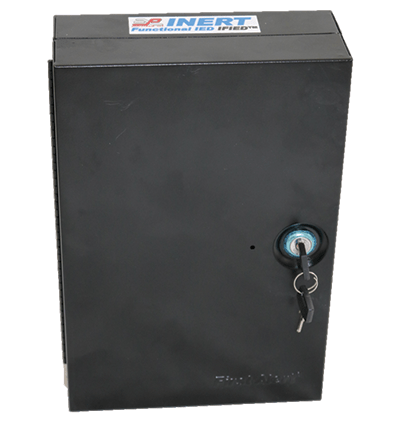 Key Lock box IED Training Device - Explotrain, LLC
