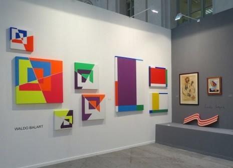Stand_Galerie_100_Kubik_ARTMADRID16_EXPOARTEMADRID