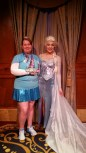 Pic with Elsa