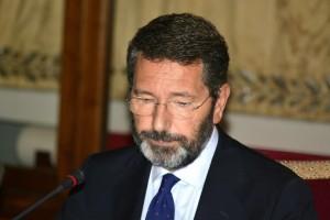 Il sindaco Ignazio Marino