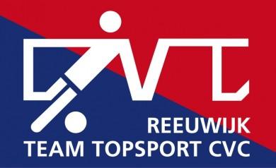 Logo ontwerp van CVC Reeuwijk
