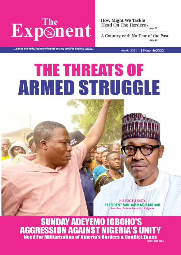 click to download E-copy of Exponent Magazine