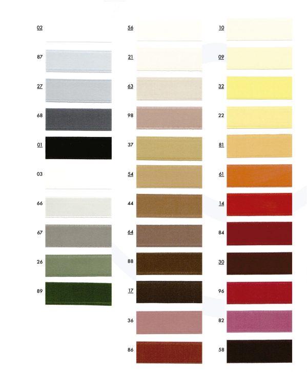 colores de lazos