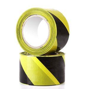 cinta-balizamiento-señalización-amarilla-negro