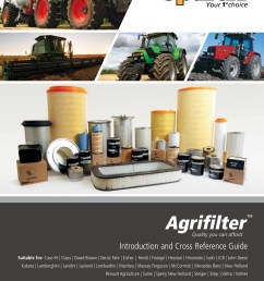 s 700383 agrifilter cross reference guide [ 1918 x 2713 Pixel ]