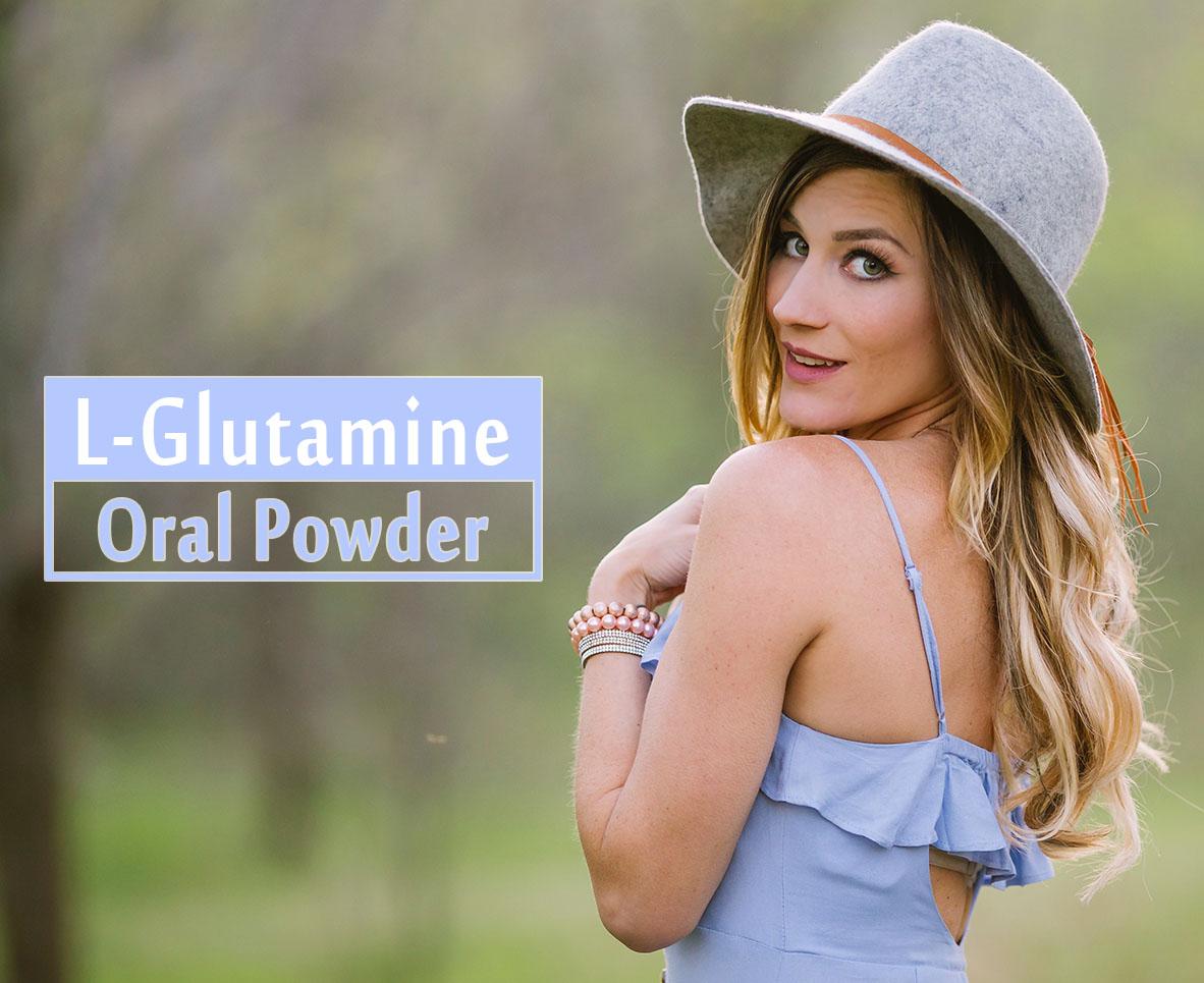 L-glutamine Oral Powder