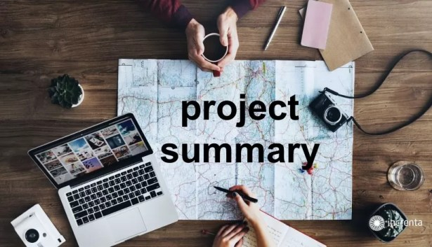 Project summary is the first part of the export-import business plan