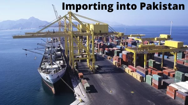 If Importing into Pakistan, it is critical to follow the custom procedures and rules.