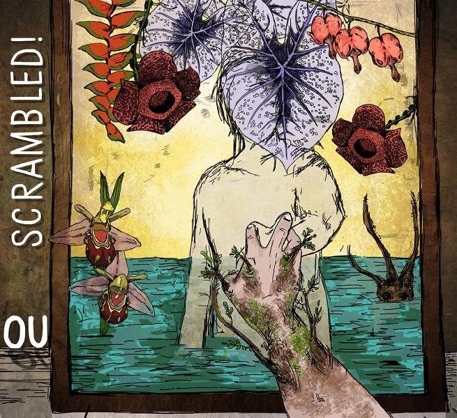Scrambled! Cover art