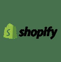 Shopify®logo