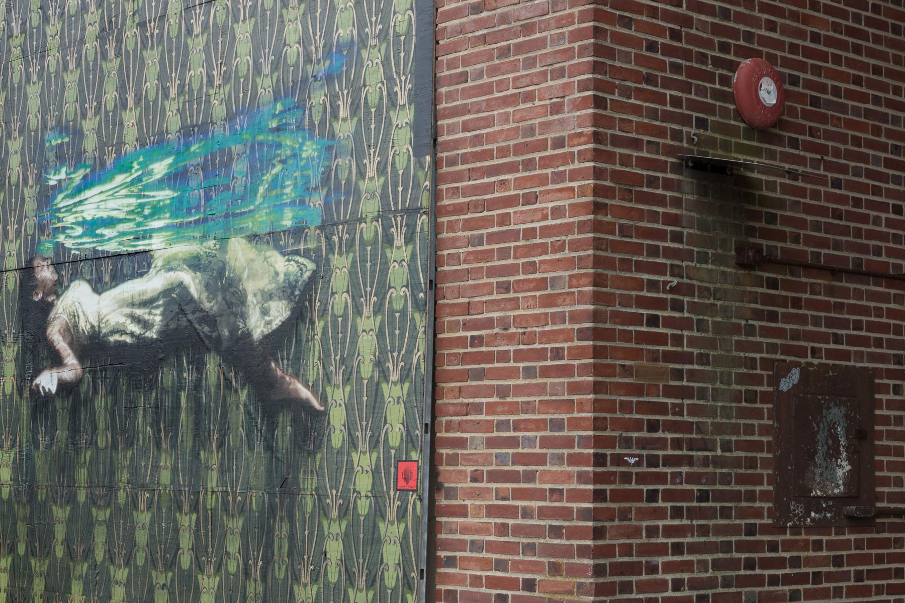 Wall Art and Brick